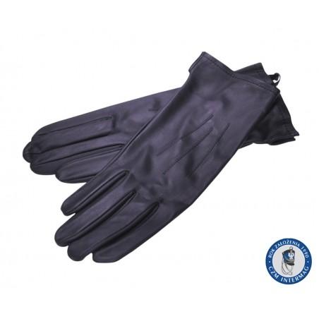 Rękawiczki letnie skórzane
